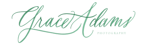 Grace Adams Photography logo
